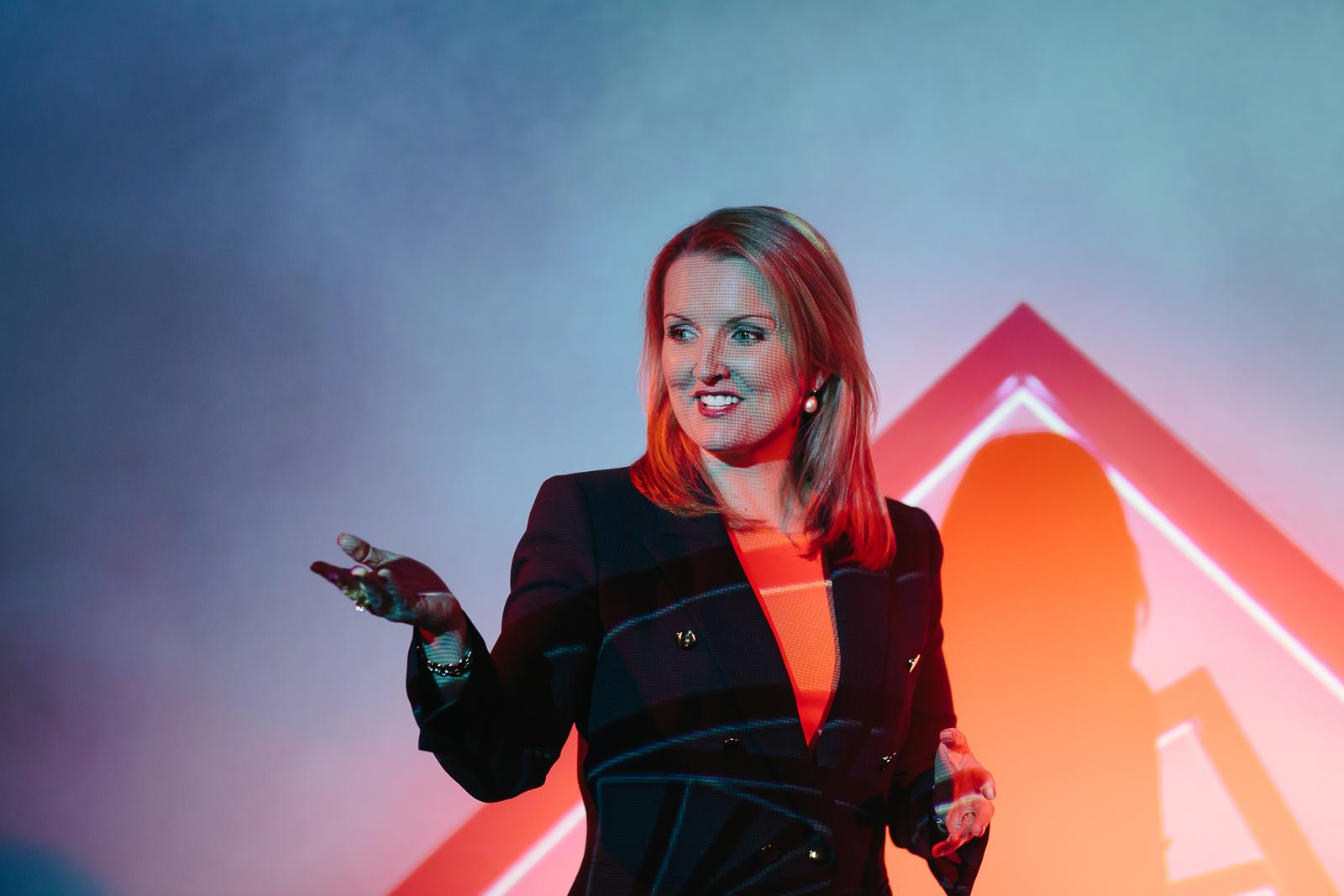 Michelle Gibbings Keynote Speaker